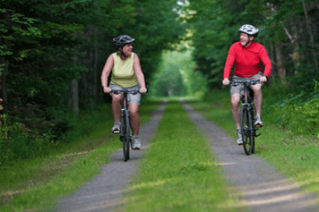 pei trail bicycle tour